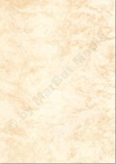 Marmorpapier DIN A4, 250 g/m², 25 Blatt, beige